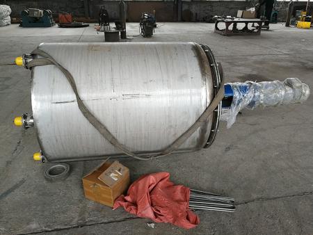 钛换热器的特性如下——杰凯特种金属