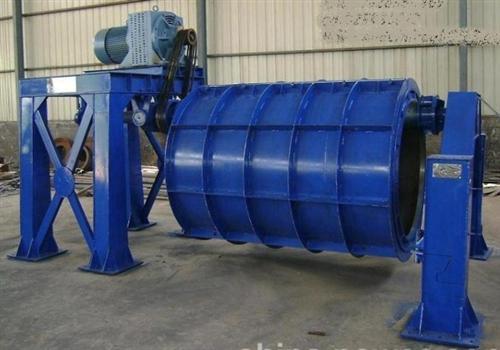 臥式水泥制管機械