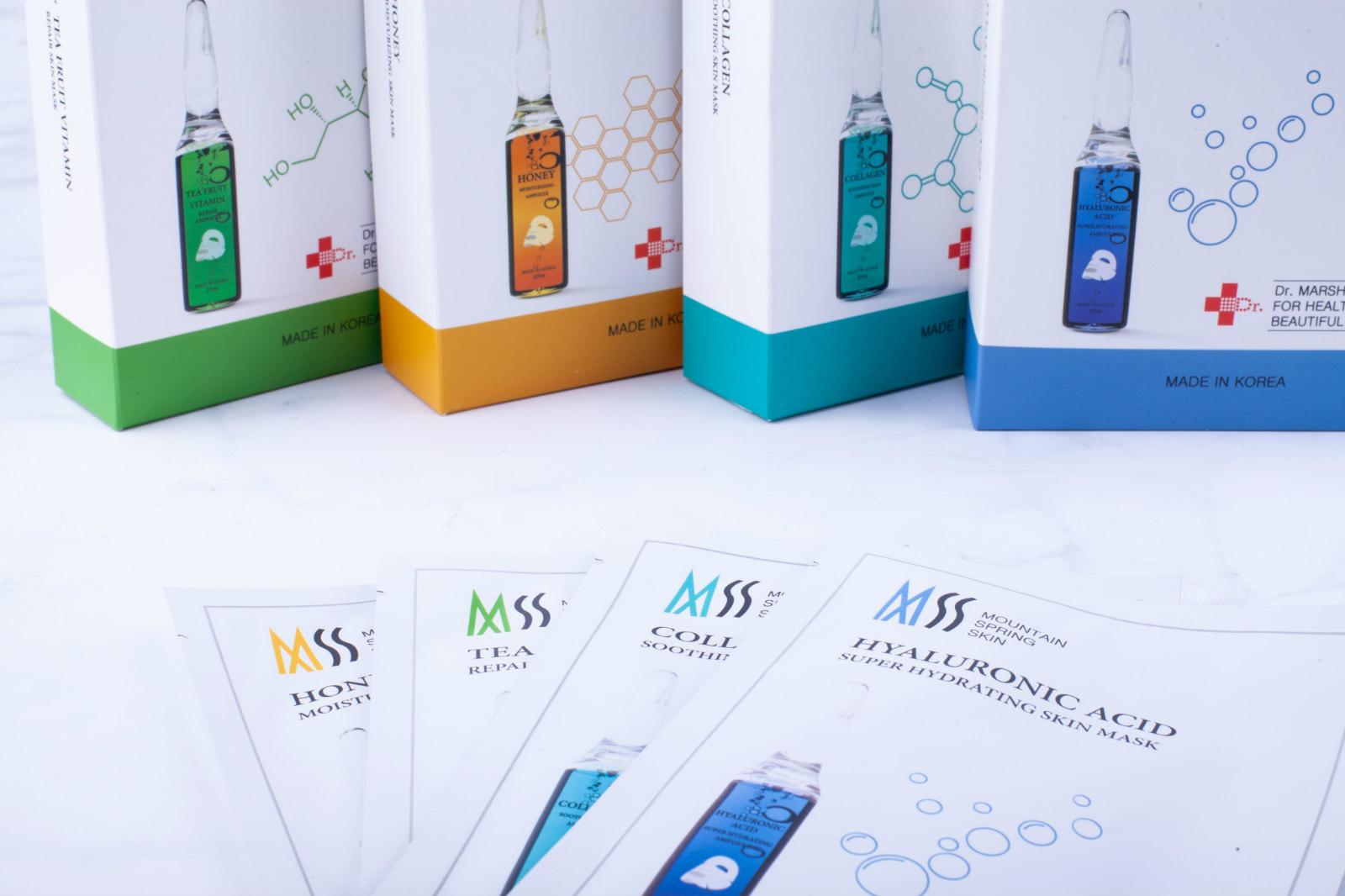 韩国(mss)抹司面膜正式进入国内市场