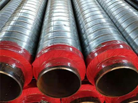 保温钢管_河北实在的钢套钢直埋价格行情_保温钢管