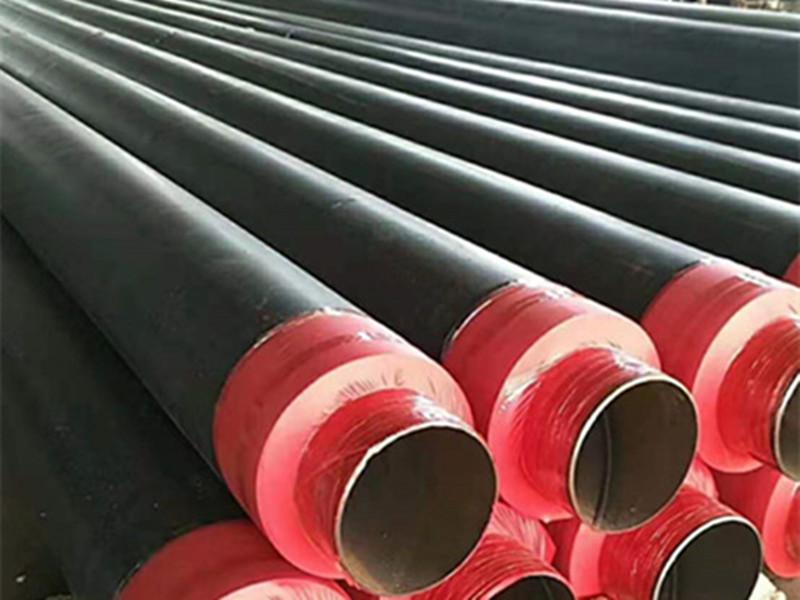 219保温钢管-专业预制直埋蒸汽保温钢管厂家就是沧州友诚管业