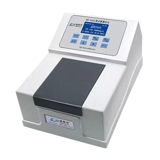 余氯測定儀價格-甘肅盛奧華環保科技物超所值的蘭州余氯檢測儀_你的理想選擇