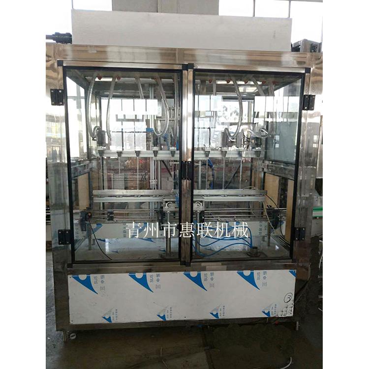 84消毒液灌裝機 防腐灌裝機 全自動消毒液灌裝機