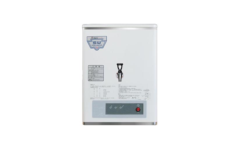 吉之美奶茶店速熱開水器商用步進式全自動開水機
