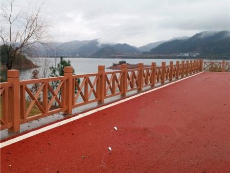 太原仿木廊架-品质好的仿木栏杆上哪买