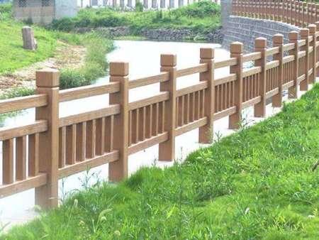 仿木栏杆-包头仿木廊架厂家-包头仿木树桩厂家