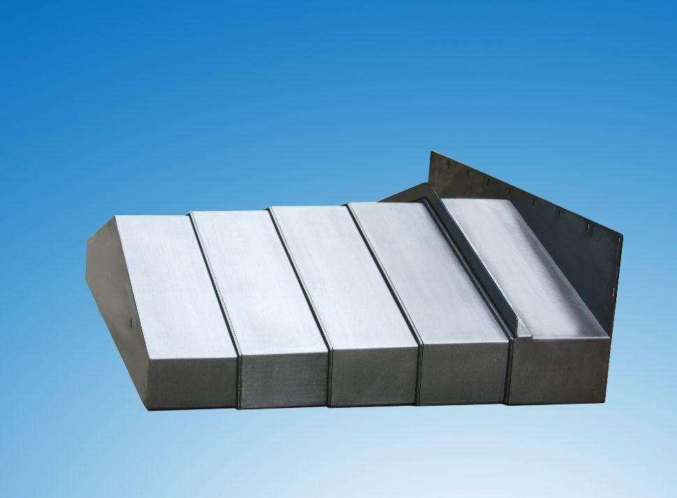 防护罩厂家-风琴防护罩-钢板防护罩