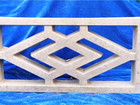 铜川水泥花栏砖-延安水泥花窗-西安水泥花窗