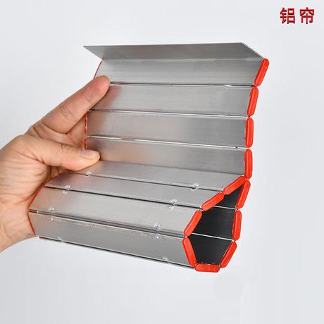 嶄新的機床鋁簾-河北價格合理的機床鋁簾