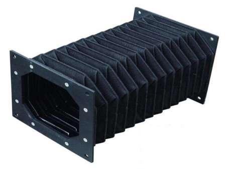 风琴防护罩低价出售-兴茂机床附件风琴防护罩厂家供应