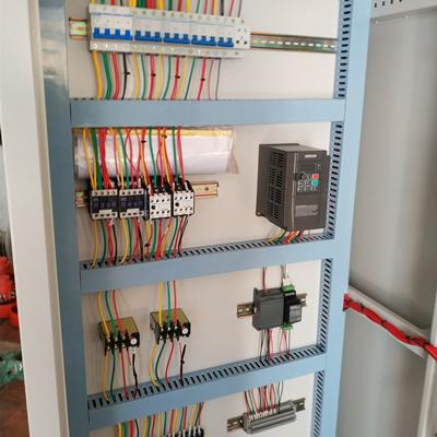 焦化配料自動化定量給料機控制系統