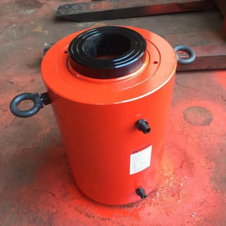 广西预应力张拉千斤顶-实惠的100吨空心预应力张拉千斤顶供销