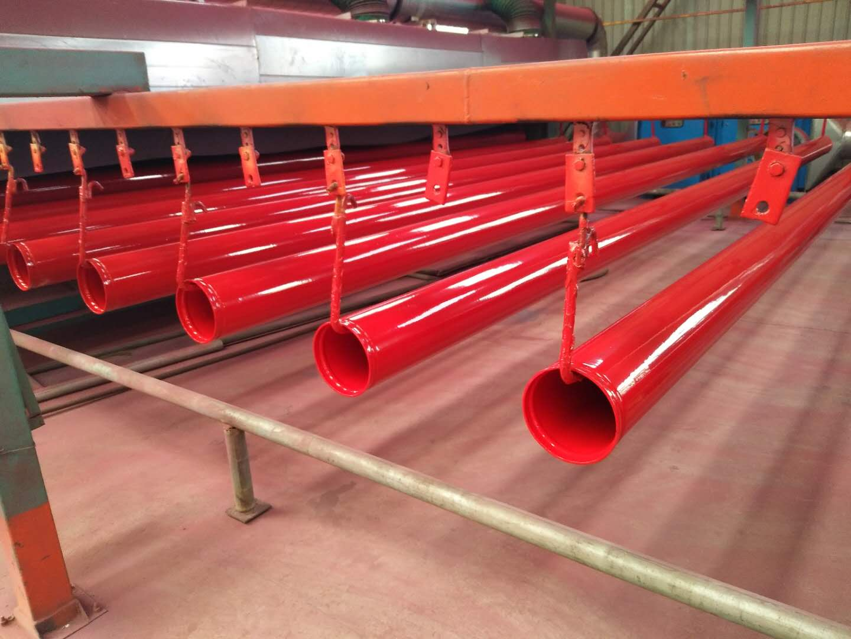 消防用内外环氧涂塑复合钢管