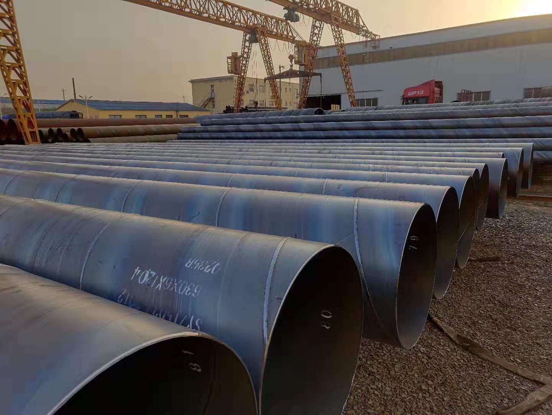大口径埋弧焊螺旋钢管|质量好的大口径螺旋钢管品牌推荐