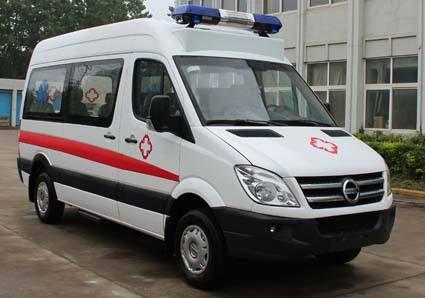 私人救护车出租