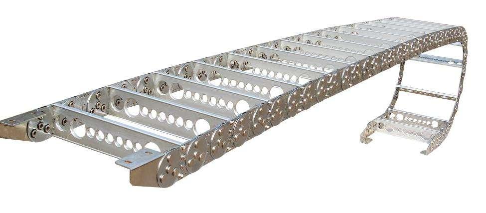 钢铝拖链,钢铝拖链厂家批发,拖链型号