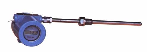 WZPB一体化防爆热电阻安全可靠,使用寿命长