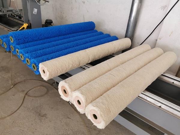 布轮片毛刷厂家//布轮片毛刷加工