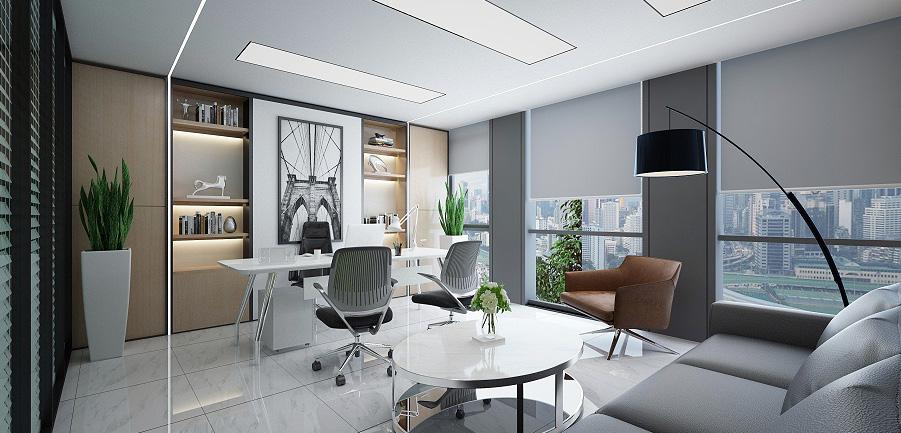 深圳聯合辦公空間設計-廣東口碑好的深圳廠房裝修設計