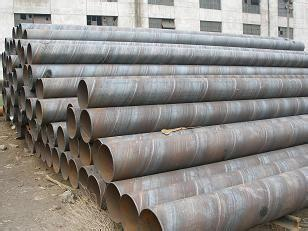 疏浚工程用双面埋弧焊螺旋管-在哪能买到销量好的螺旋焊管