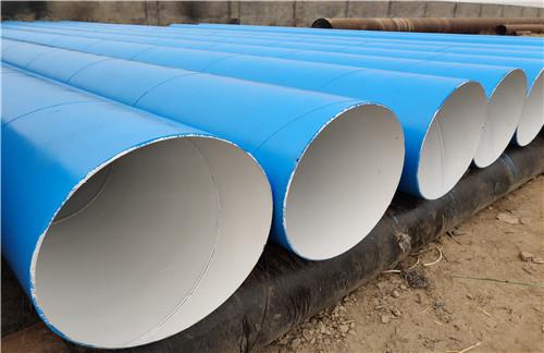 涂塑钢管公司|高韧性给排水涂塑钢管供应批发