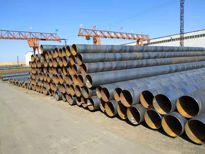711螺旋钢管_友诚管业提供沧州地区实惠的大口径螺旋钢管