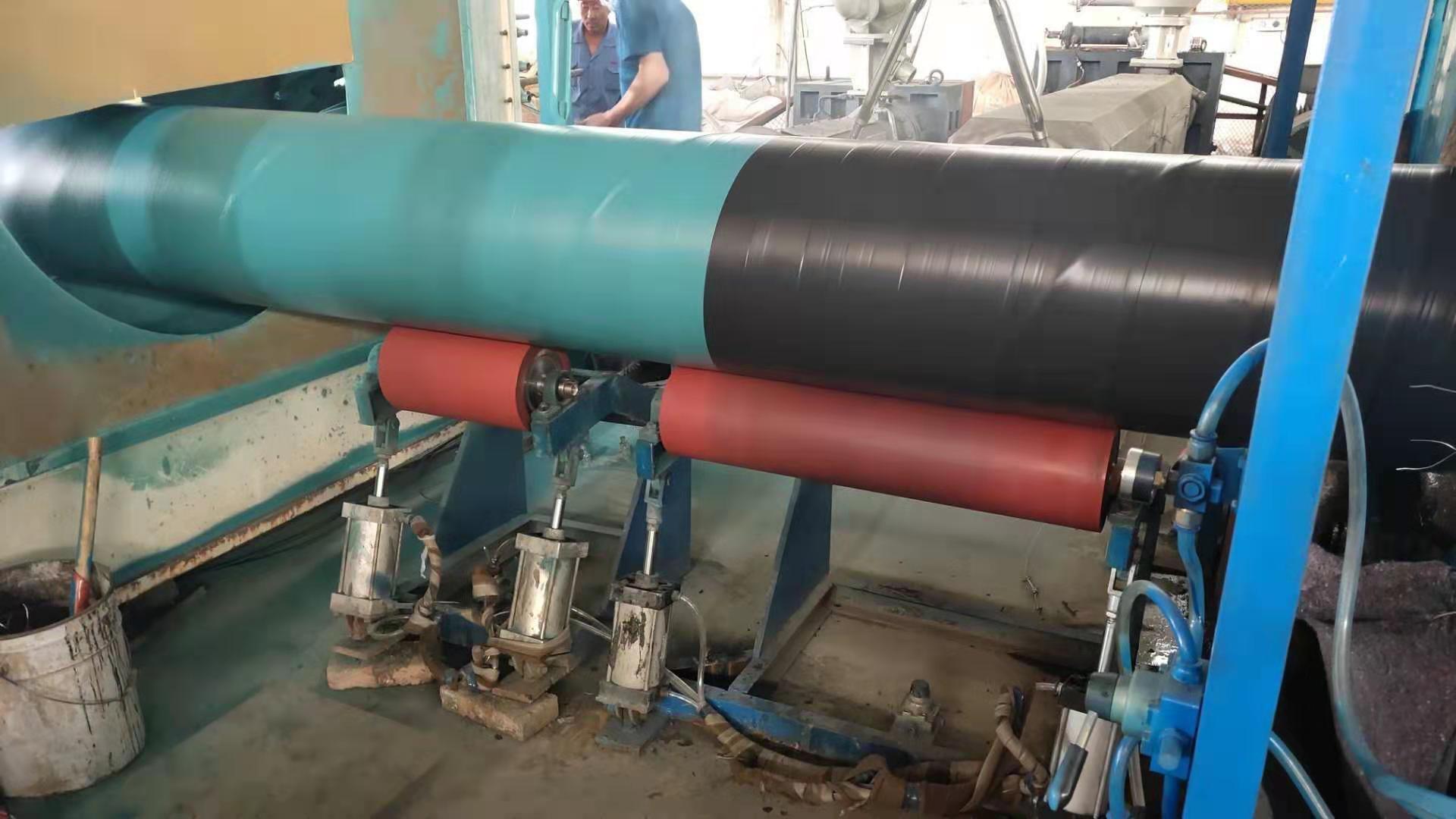 奉节缠绕式加强级3层PE防腐钢管|要买新的3PE防腐钢管就来友诚管业
