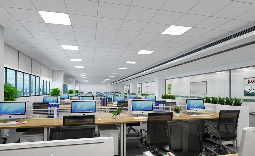 深圳廠房裝修改造案例-專業深圳辦公室裝修設計公司當屬文豐裝飾公司