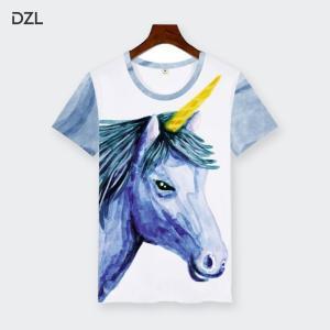 圓領T恤-盤錦T恤-鐵嶺T恤
