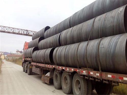 口碑好的螺旋鋼管-河北友誠管業有限公司-螺旋鋼管廠家直銷
