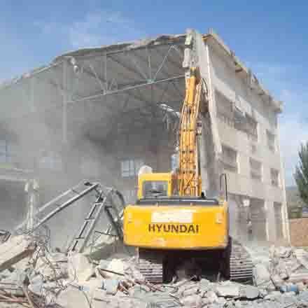 东莞爆破与拆除工程专业承包公司
