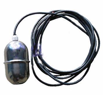 不銹鋼電纜浮球開關結構堅固,性能穩定可靠,同時無毒、耐腐蝕,