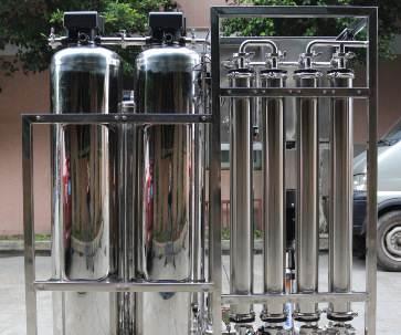 工业水处理设备-商用清洗除盐水过滤设备 反渗透纯水系统