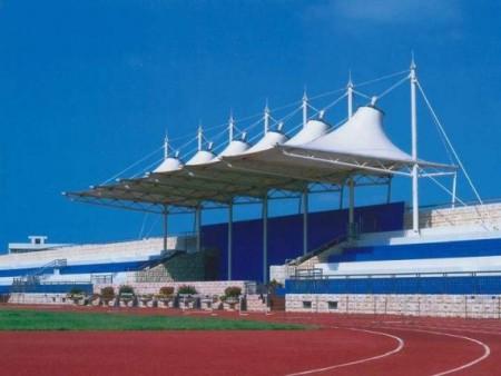 江西膜结构体育场馆看台-黑龙江膜结构体育场馆看台工程
