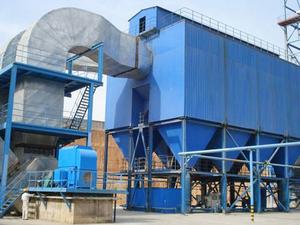 除塵器脈沖-專業的除塵器甘肅環科除塵設備供應