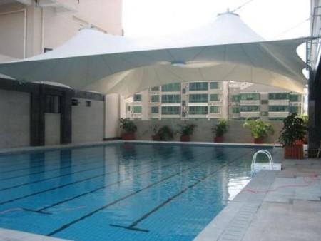 膜结构游泳池生产厂家-山东膜结构游泳池加工