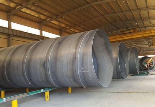 沧州区域专业的市政管廊用螺旋管生产厂家