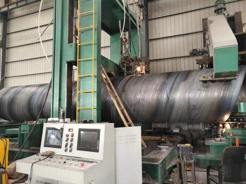 饮水工程用螺旋管生产厂家