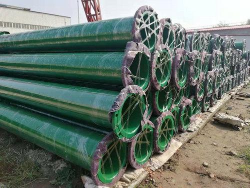 双金属连接涂塑复合钢管厂家
