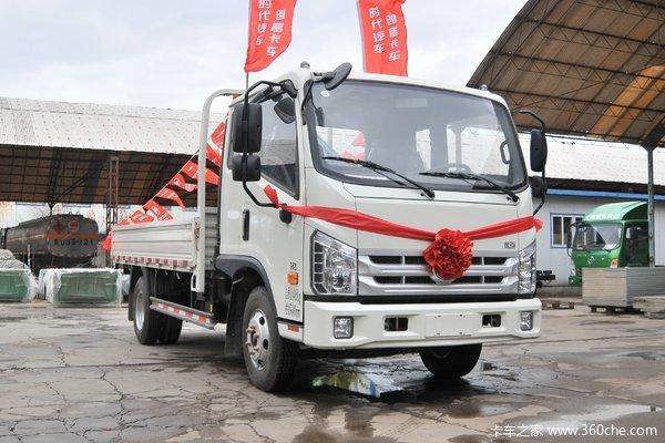 天水时代H载货车-青海迪卡载货车-西宁迪卡载货车