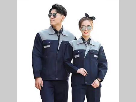 工裝哪家好-洛陽工裝生產廠家-雅雯服裝