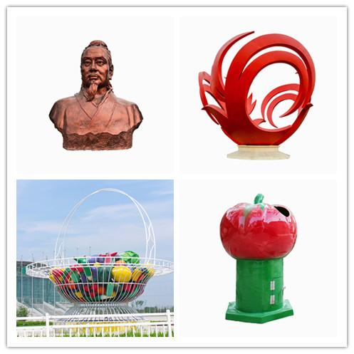 菜博会雕塑价格-辽宁城市雕塑-甘肃校园景观雕塑