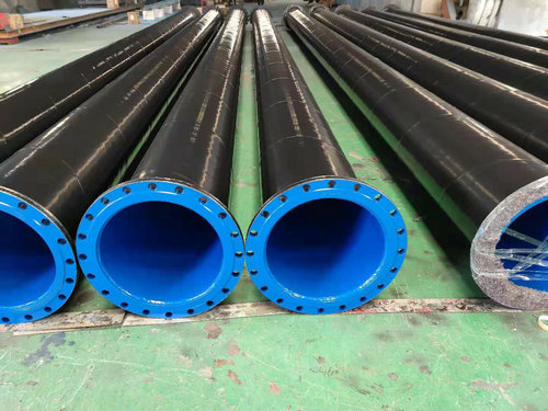 输水工程环氧树脂涂塑钢管实体厂家