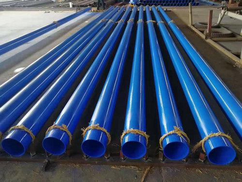 哪有專業輸水工程環氧樹脂涂塑鋼管實體廠家