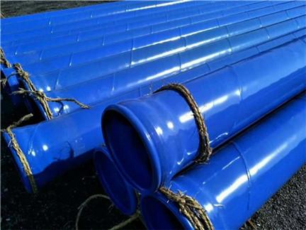 台湾涂塑螺旋钢管-价格合理的内外涂塑复合钢管沧州哪有供应