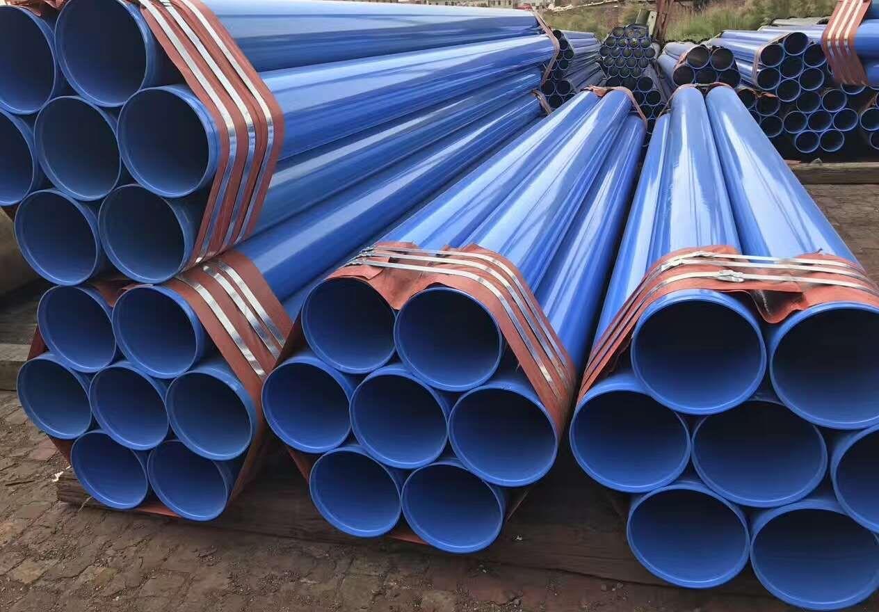循环水用钢塑复合管生产厂家-质量好的内外涂塑钢管生产商_友诚管业