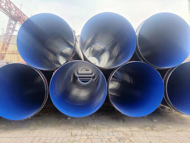 大口径涂塑钢管生产厂家-在哪能买到质量好的内外涂塑钢管