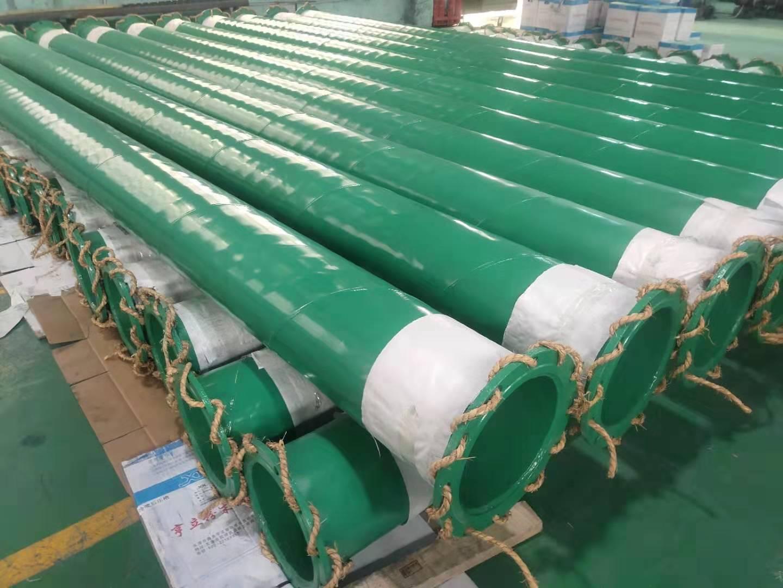 内衬不锈钢涂塑管厂家|高质量的内外涂塑钢管友诚管业专业供应