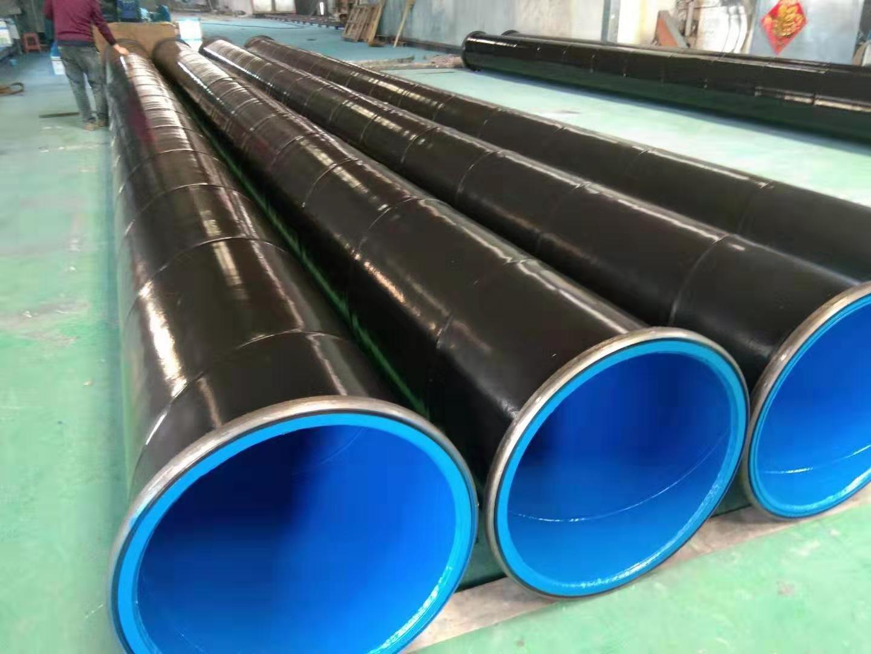 给水涂塑钢管厂家-河北的内外涂塑钢管供应商当属友诚管业