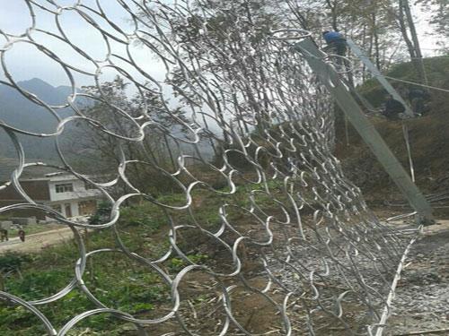 護坡邊坡災害防護被動網-15131856266斜坡環形被動網